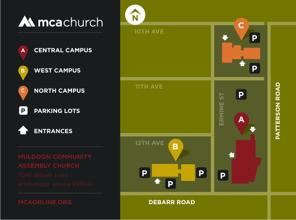 MCA_Campus_Map